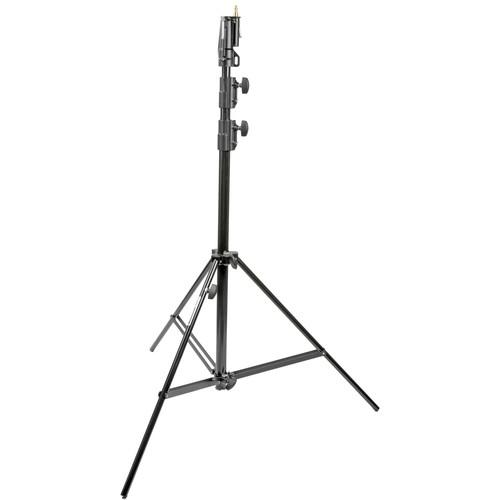 Manfrotto 126BSU Heavy Duty Steel Cine Stand, Black - 11' 126BSU