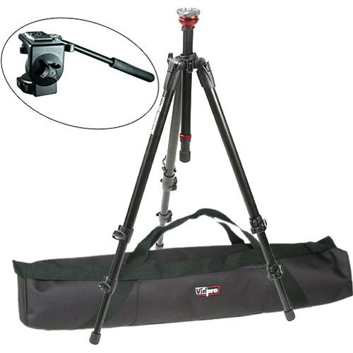 Manfrotto 128RC,755XBK Aluminum Tripod System 128RC,755XBK