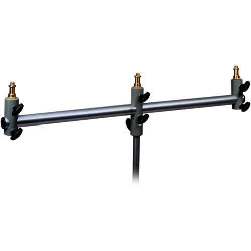 Manfrotto 154 Triple Microphone Holder Bar (Black) 154B