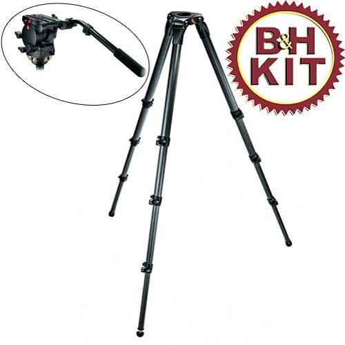 Manfrotto 526,536K 536 Tripod 526 Head and Bag 526,536K