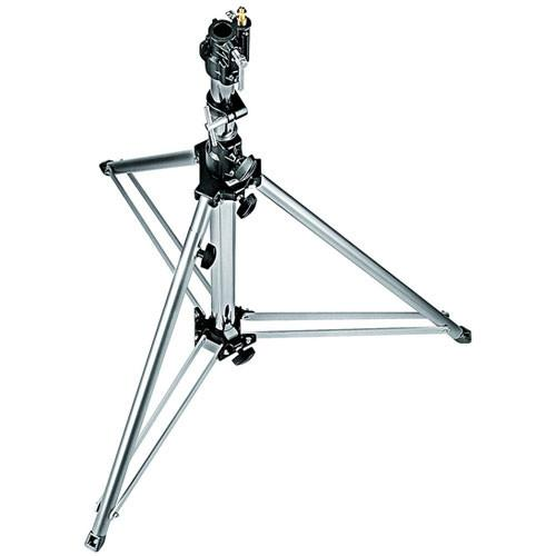 Manfrotto Follow Spot Stand (Chrome-plated, 4.8') 070CSU