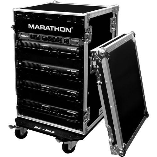 Marathon MA-14UADW Flight Road 14U Deluxe Amplifier MA-14UADW