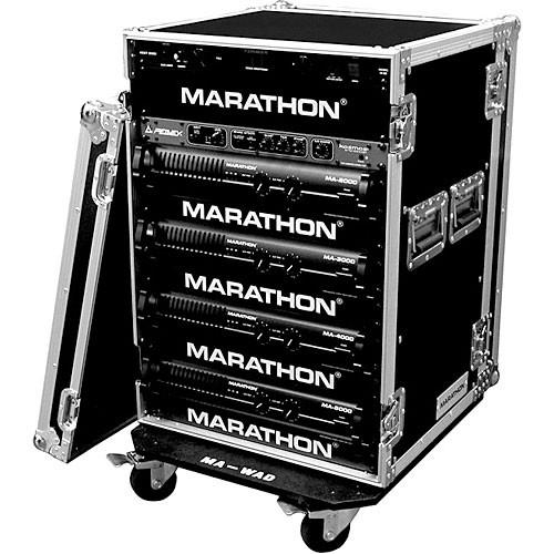 Marathon MA-16UADW Flight Road 16U Deluxe Amplifier MA-16UADW