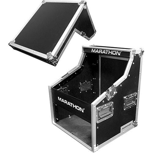 Marathon MA-DJWS2 Flight Road DJ Work Station Case MA-DJWS2