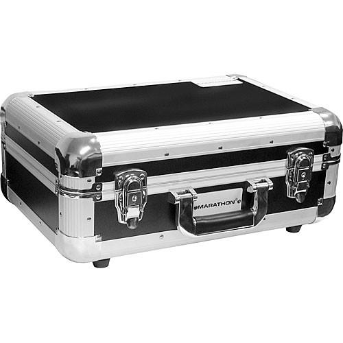 Marathon MA-ECD3 E Series Road Case for CDs and MA-ECD3BK