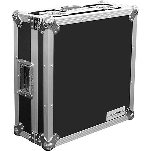 Marathon MA-SLDC100 Flight Road Utility Case (Black) MA-SLDC100