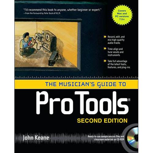 McGraw-Hill Book: The Musician's Guide to Pro 9780071497428