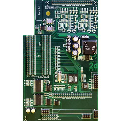 Metric Halo 2D-ULN2 Adat Optical Expansion Card 003-11018U