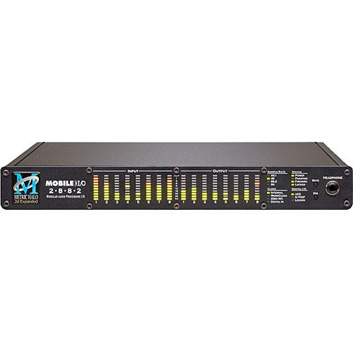 Metric Halo Mobile I/O 2882 Expanded - FireWire 000-50005