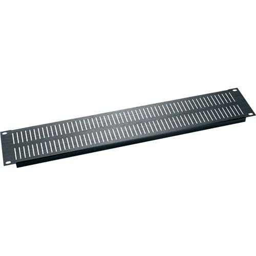 Middle Atlantic EVTA-2 2U Vent Panel (Black) EVTA-2