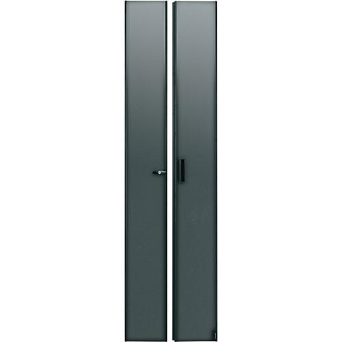 Middle Atlantic MW-CRD-45 Solid Split Rear Door for 45 MW-CRD-45