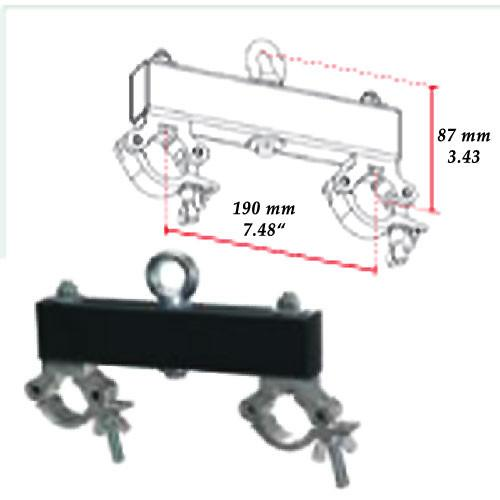 Milos  Ceiling Support for M222 System CS3M