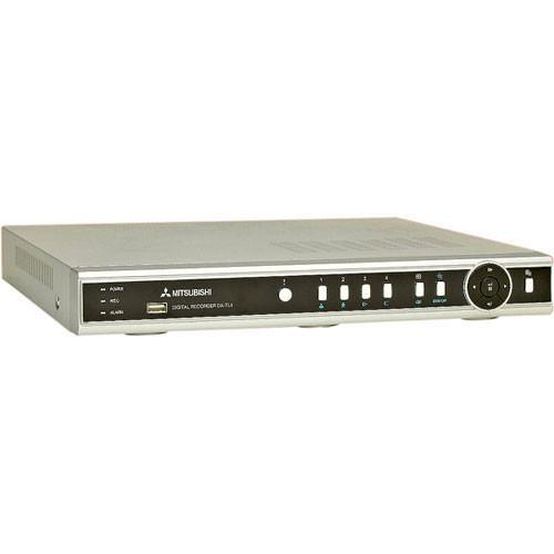 Mitsubishi DX-TX4U250 4-Channel DVR 250GB Ethernet DXTL4U250
