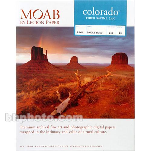 Moab Colorado Fiber Paper for Inkjet I99-CFS245851125