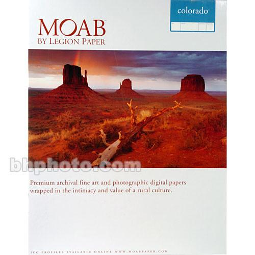 Moab Colorado Fiber Paper for Inkjet I99-CFS24589P