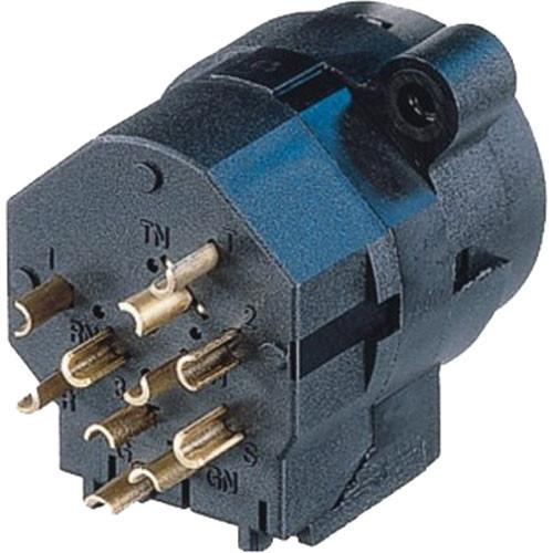 Neutrik NCJ5FI-S-0 3-Pole XLR Female Receptacle NCJ5FI-S-0