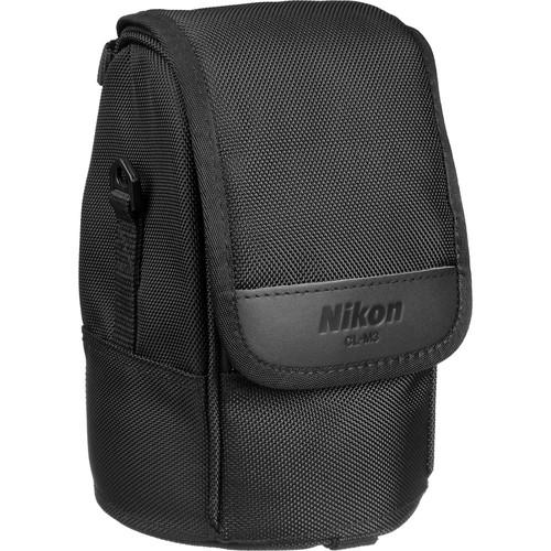Nikon  CL-M3 Lens Case (Black) 4921