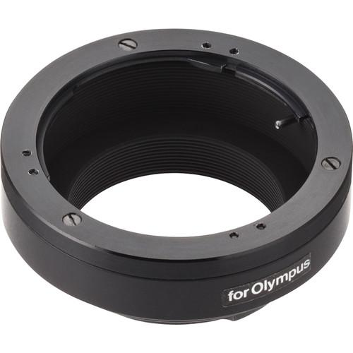 Novoflex XL-OM Lens Mount Adapter Olympus Lens to Canon XL-OM