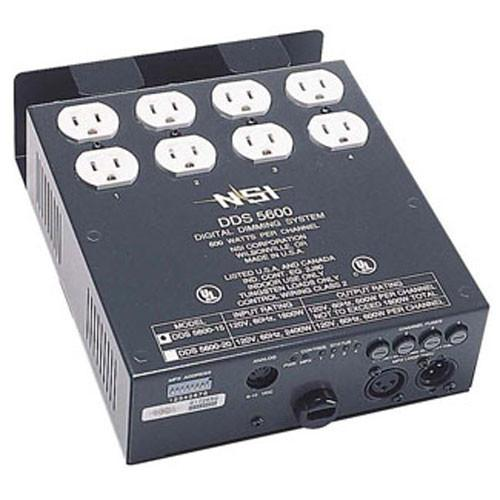 NSI / Leviton Digital Dimmer, DMX Relay Pack - Four N5600401D00