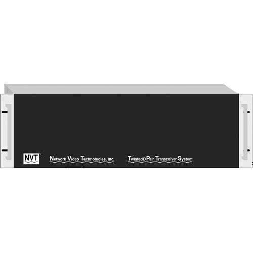 NVT NV-RM-15 Rackmount Video/Audio Transceiver System NV-RM-15