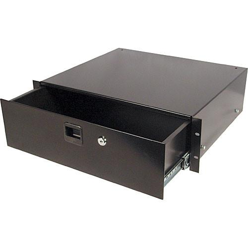 Odyssey Innovative Designs ARDP03 3 Space Locking Drawer ARDP03