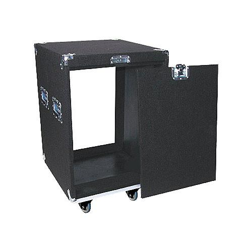 Odyssey Innovative Designs CRP14W Carpeted Rack Case CRP14W