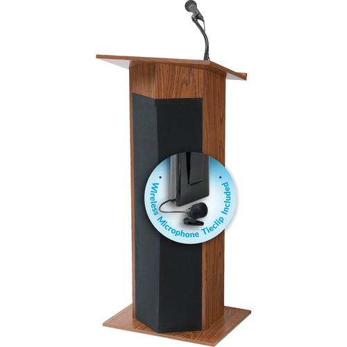 Oklahoma Sound Power Plus Lectern #111PLS 111PLS-LWM-6 MO