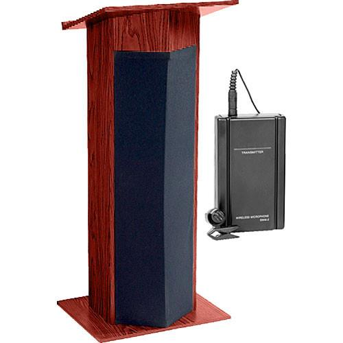 Oklahoma Sound Power Plus Lectern #111PLS 111PLS-LWM-6 MY