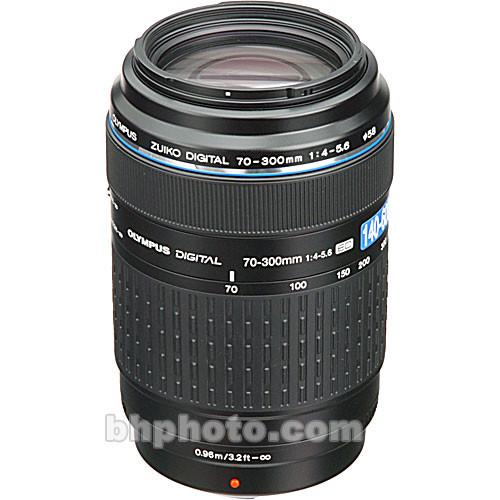 Olympus 70-300mm f/4-5.6 Zuiko ED Zoom Lens for Olympus 261057