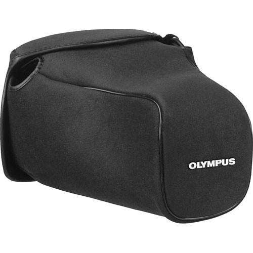 Olympus  CS-7SH Semi Hard Case (Black) 260252