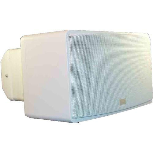 OWI Inc. AMP04TRPW Amplified Trumpet Speaker (White) AMP04TRP W