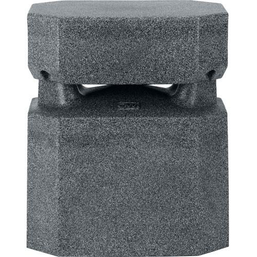 OWI Inc. LGS400DG Octagon Garden Speaker (Dark Grey) LGS400 DG