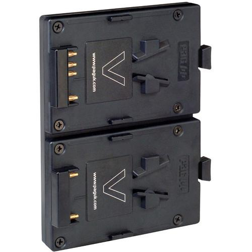PAG 9551V Dual L-95V Battery Plate for PagLok 9551V