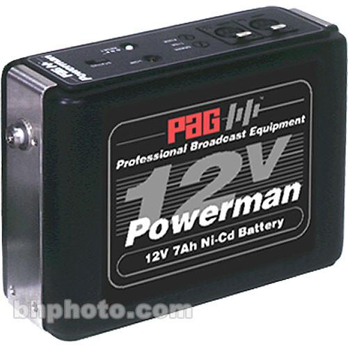 PAG  Powerman 9339 Ni-Cad Battery Pack 9339