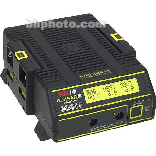 PAG Quasar 9726 2-Position PAGlok Battery Charger 9726