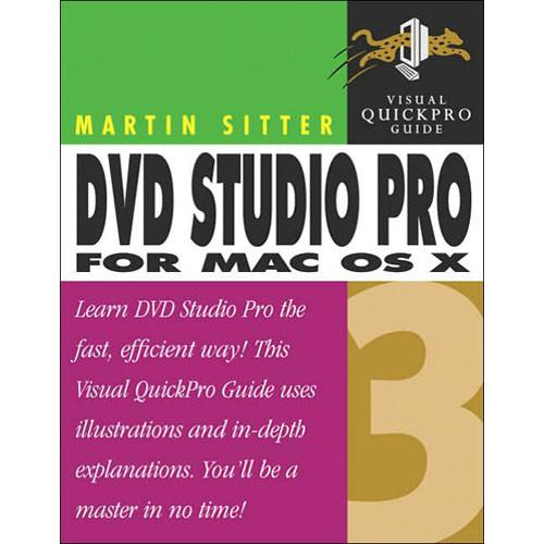 Pearson Education DVD Studio Pro 3 for Mac OS 9780321267894
