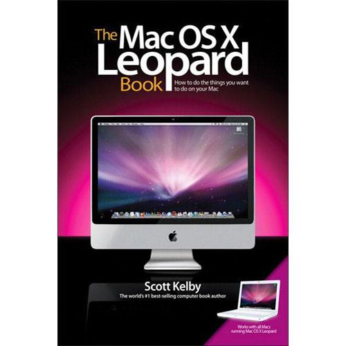 Pearson Education The Mac OS X Leopard Book 9780321543950