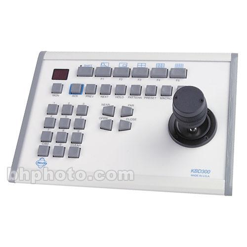 Pelco KBD300A Full-Functionality Control Keyboard KBD300A