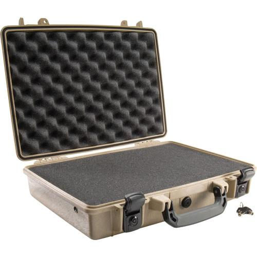 Pelican 1470 Computer Case with Foam (Desert Tan) 1470-000-190