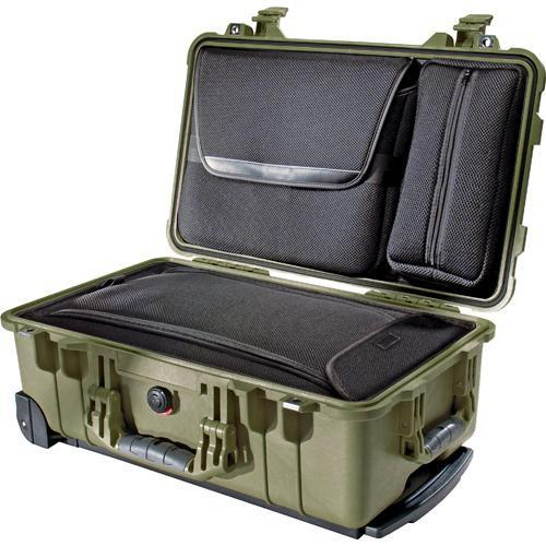 Pelican 1510LOC Laptop Overnight Case 1510-006-130