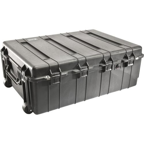 Pelican 1730NF Transport Case without Foam (Black) 1730-001-110