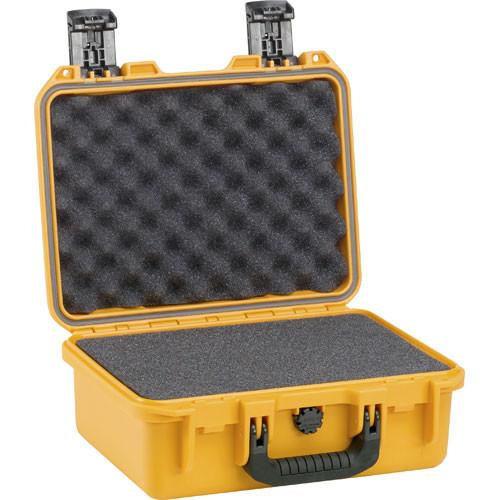 Pelican iM2100 Storm Case with Foam (Yellow) IM2100-20001