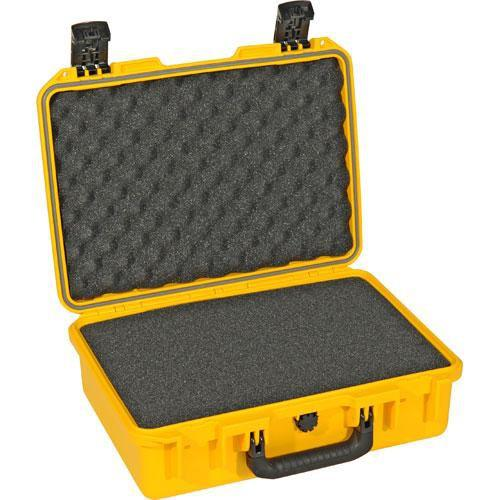 Pelican iM2300 Storm Case with Foam (Yellow) IM2300-20001
