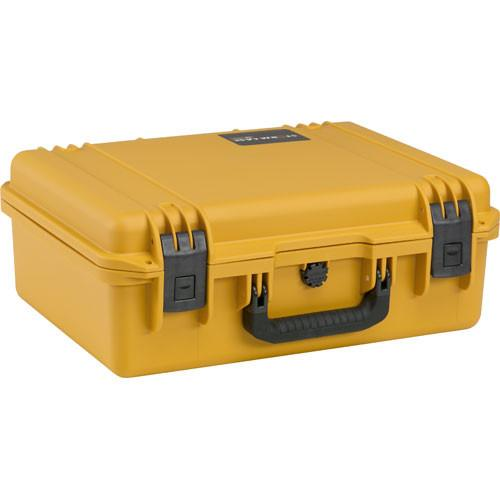 Pelican iM2400 Storm Case without Foam (Yellow) IM2400-20000