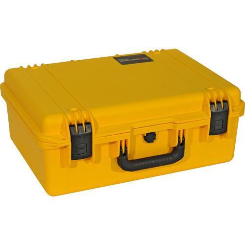 Pelican iM2600 Storm Case without Foam (Yellow) IM2600-20000