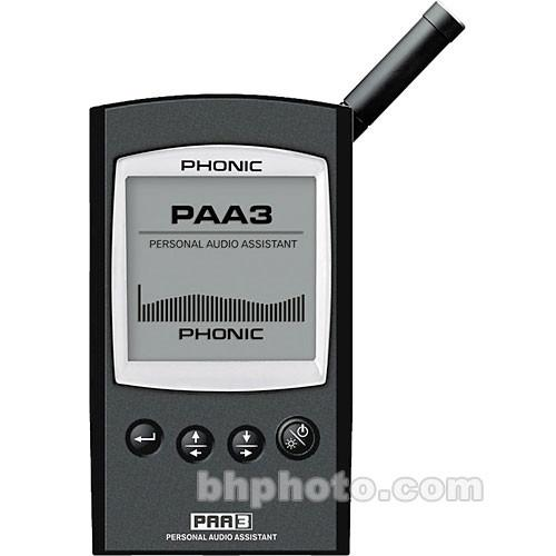 Phonic  PAA3 - Handheld Audio Analyzer PAA3 (USB)