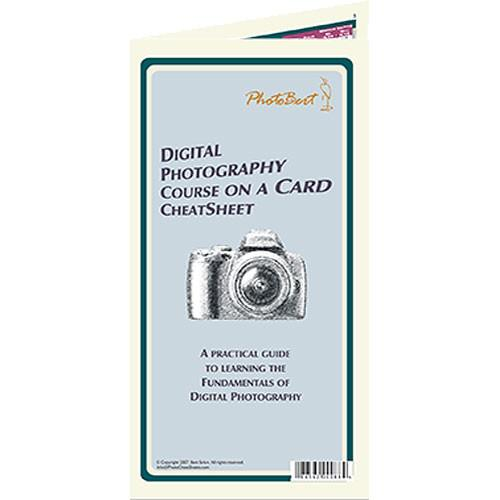 PhotoBert  Digital Photocourse on a Card VT88-07