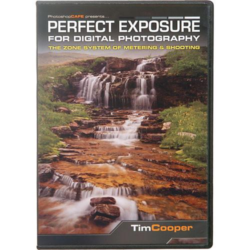 PhotoshopCAFE DVD-ROM: Perfect Exposure for Digital PSC-ZONE1