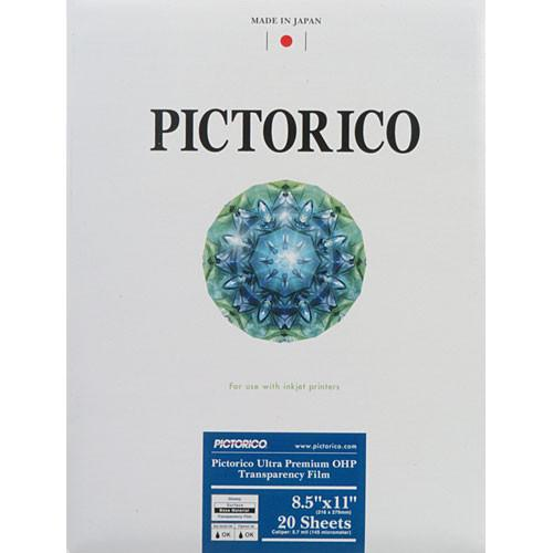 Pictorico Pro Ultra Premium OHP Transparency Film - PICT35011