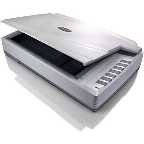 Plustek OpticPro A320 Tabloid Flatbed Scanner 261-BBM21-C